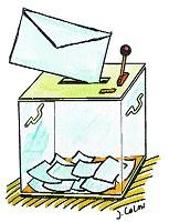 Un d l gu c est pour l ann e blog saint l on - Organisation bureau de vote ...