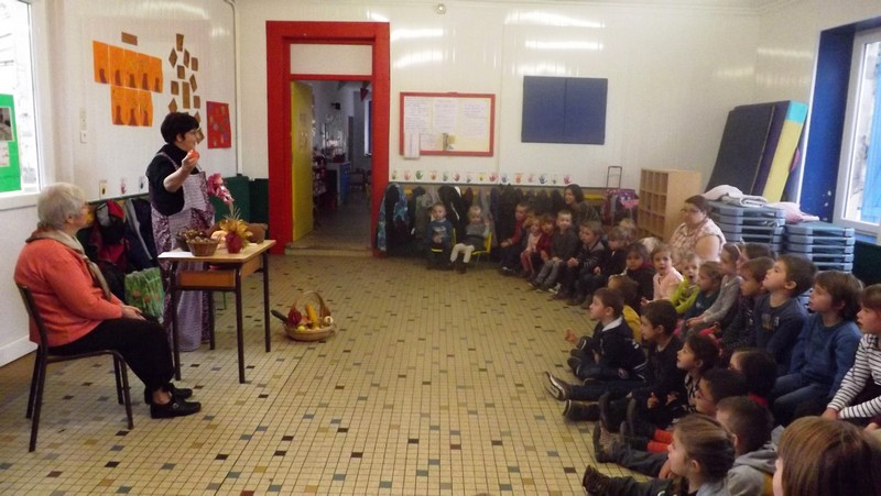 Petites Histoires Et Chansons D 39 Automne En Maternelle La Providence Bayon